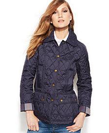 Barbour Summer Beadnell Quilt Jacket
