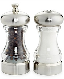 Acrylic 2-Pc. Salt Shaker & Pepper Mill Set, Created for Macy's