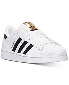 Kids' Originals Superstar Sneakers from Finish Line
