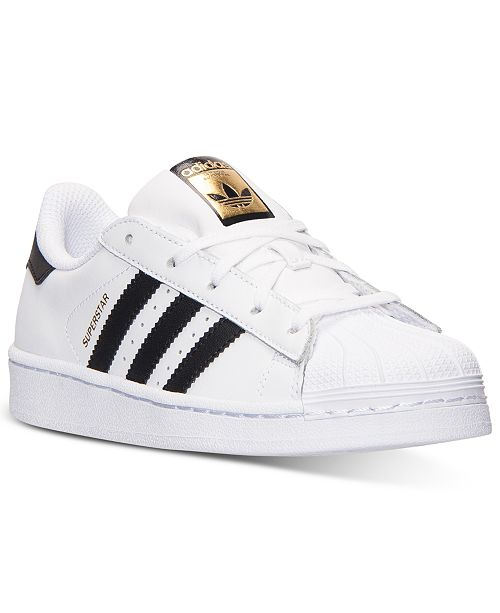 66750bbf5d550 ... netherlands adidas kids superstar casual sneakers from finish line  finish cfb25 bb89f