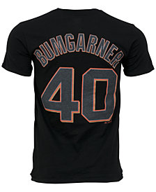 Majestic Men's Madison Bumgarner San Francisco Giants Player T-Shirt