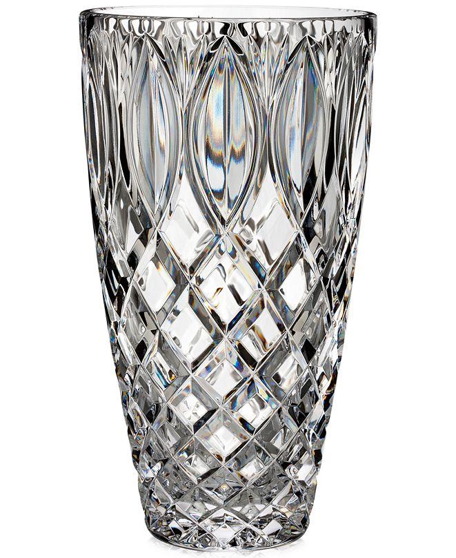 """Waterford Grant Vase 10"""""""