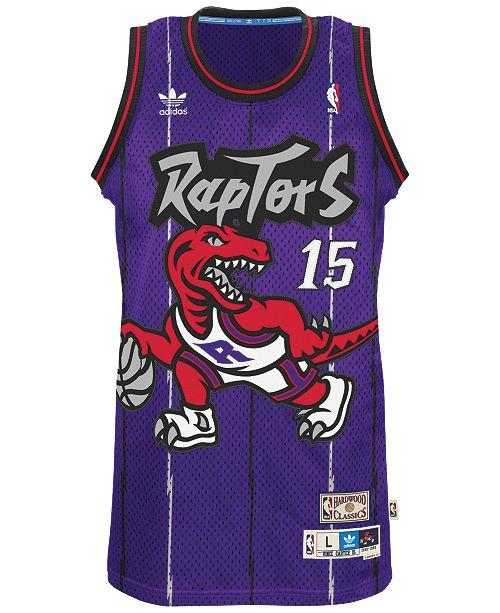 1a5338231 adidas Men's Vince Carter Toronto Raptors Swingman Jersey & Reviews ...