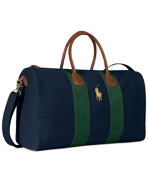 2b02670a7e5a Ralph Lauren Receive a Complimentary Duffel Bag with any  80 Ralph Lauren  Polo cologne purchase