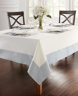 Waterford Half and Half Table Linens Collection