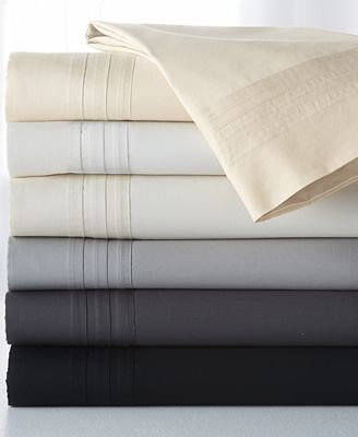 CLOSEOUT! Donna Karan Moonscape California King Fitted Sheet