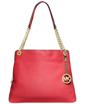 Image of MICHAEL Michael Kors Jet Set Chain Strap Large Shoulder Tote