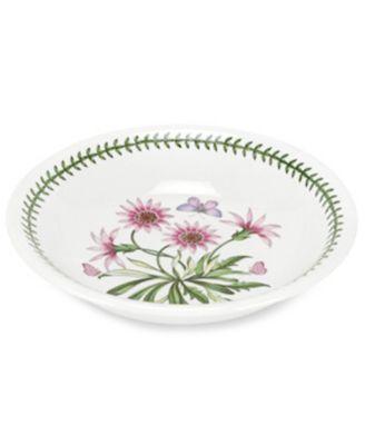 "Dinnerware, Botanic Garden Pasta Bowl, 8"""