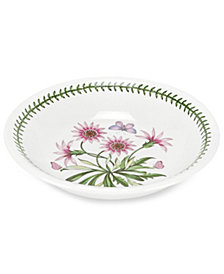 """Portmeirion Dinnerware, Botanic Garden Pasta Bowl, 8"""""""