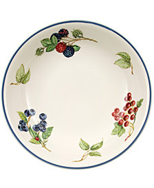 "Villeroy & Boch ""Cottage Inn"" Pasta Bowl, 11 3/4"""