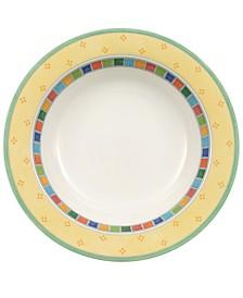 Villeroy & Boch Dinnerware, Twist Alea Rim Cereal Bowl