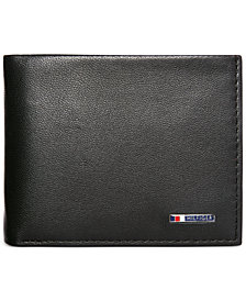 Tommy Hilfiger Lloyd Passcase Men's Leather Wallet
