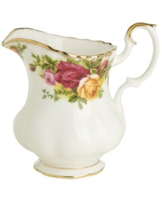 Old Country Roses 7.5 oz. Creamer