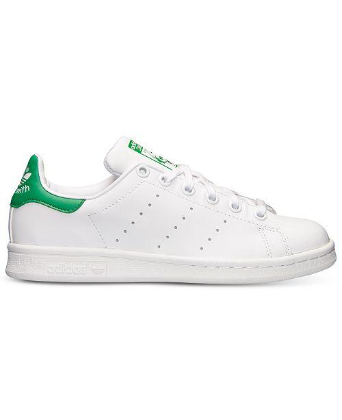 best website fe1ec ba6b6 Big Boys' Originals Stan Smith Casual Sneakers from Finish Line