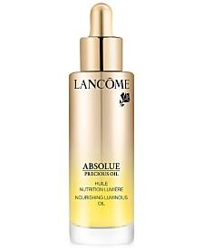 랑콤 압솔뤼 다마스크 로즈 오일 30ml Lancome Absolue Precious Oil, 1 oz