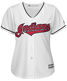 Women's Cleveland Indians Cool Base Jersey