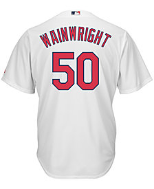 Majestic Men's Adam Wainwright St. Louis Cardinals Replica Jersey