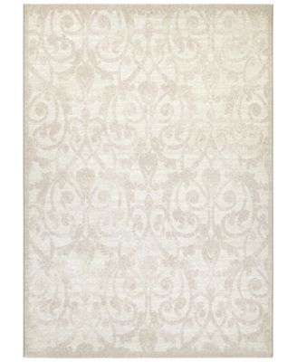 "Esplanade Cannes Champagne 2' x 3'11""  Area Rug"