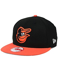Baltimore Orioles 2-Tone Link 9FIFTY Snapback Cap
