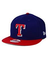 outlet store b29da 23fd8 New Era Texas Rangers 2 Tone Link 9FIFTY Snapback Cap