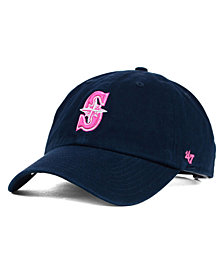 '47 Brand Women's Seattle Mariners Clean Up Cap