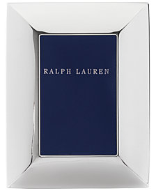 "Ralph Lauren Beckbury 4"" x 6"" Picture Frame"