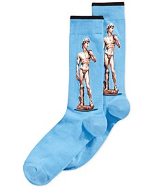 Men's Socks, David