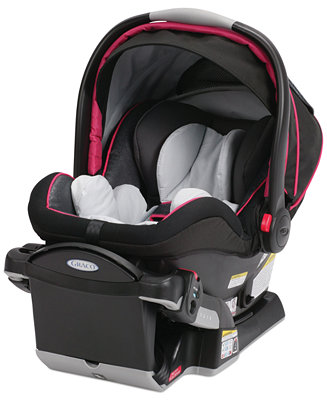 graco baby snugride click connect 40 infant car seat kids baby macy 39 s. Black Bedroom Furniture Sets. Home Design Ideas