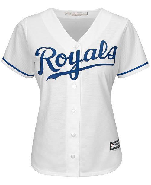 newest ba661 9ac48 Women's Alex Gordon Kansas City Royals Cool Base Jersey