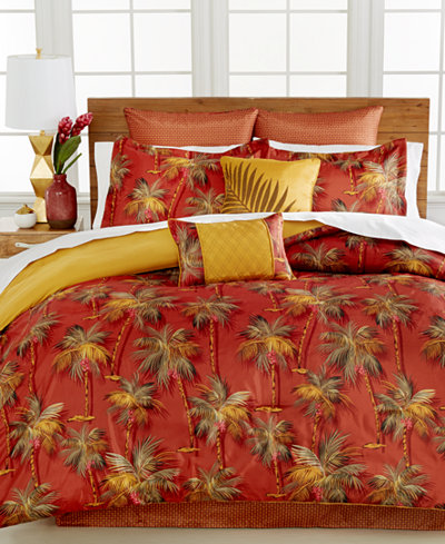 CLOSEOUT! Belize 8-Pc. Full Comforter Set