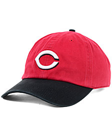 '47 Brand Cincinnati Reds Clean Up Cap
