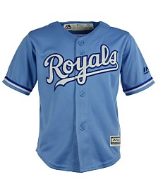 Majestic Toddlers' Kansas City Royals Replica Jersey
