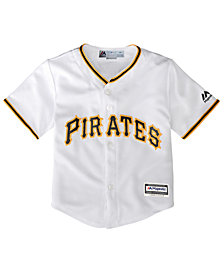 Majestic Toddlers' Pittsburgh Pirates Replica Jersey