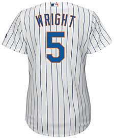 Majestic Women's David Wright New York Mets Replica Jersey