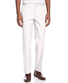 INC Men's Stretch Slim-Fit Pants, Created for Macy's