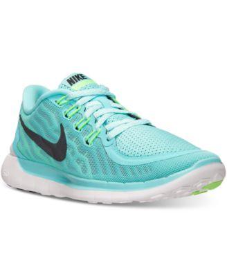 Nike Women\u0026#39;s Free 5.0 Running Sneakers from Finish Line