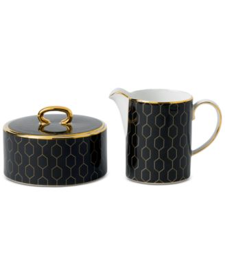 Arris Accent Cream & Sugar Set