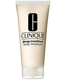 Clinique Deep Comfort Body Moisture, 6.7 fl oz
