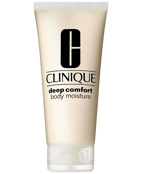Clinique Deep Comfort Body Moisture, 6.7 fl oz
