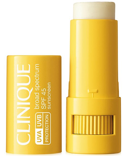 Clinique Sun SPF 45 Targeted Protection Stick, 0.21 oz.