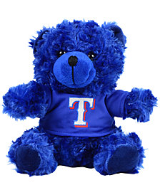 Forever Collectibles Texas Rangers Plush Bear
