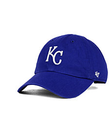 '47 Brand Kids' Kansas City Royals Clean Up Cap