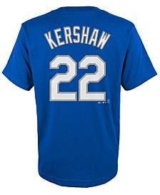 MLB Official Player T-Shirt, Little Boys (4-7)