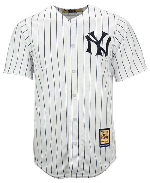 super popular b2157 03edd Mickey Mantle New York Yankees Cooperstown Replica Jersey