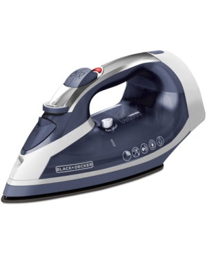 Black & Decker ICR16X Xpress Steam Cord Reel Iron