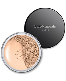 Matte Loose Powder Foundation SPF 15