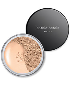 bareMinerals Matte Loose Powder Foundation SPF 15, 0.2-oz.