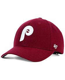 '47 Brand Philadelphia Phillies MVP Curved Cap
