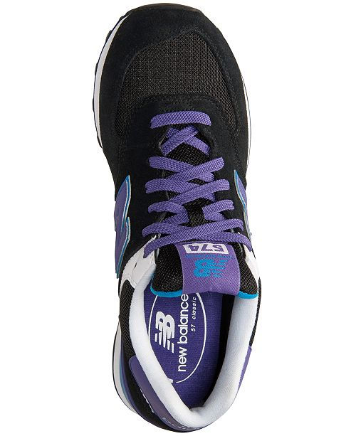 New Balance Women's 574 Core Plus Casual Sneakers from
