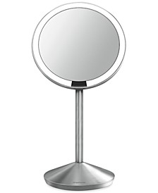 Mini Lighted Sensor-Activated Magnifying Vanity Makeup Mirror